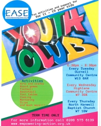 Gurnell Youth Clubs
